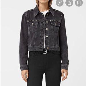 Allsaints Denim Jacket